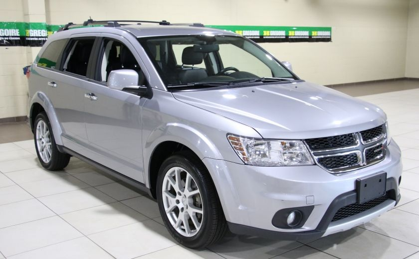 2015 Dodge Journey R/T AWD AUTO A/C CUIR MAGS BLUETOOTH #0