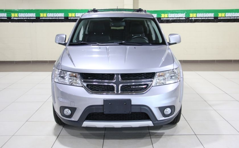 2015 Dodge Journey R/T AWD AUTO A/C CUIR MAGS BLUETOOTH #1