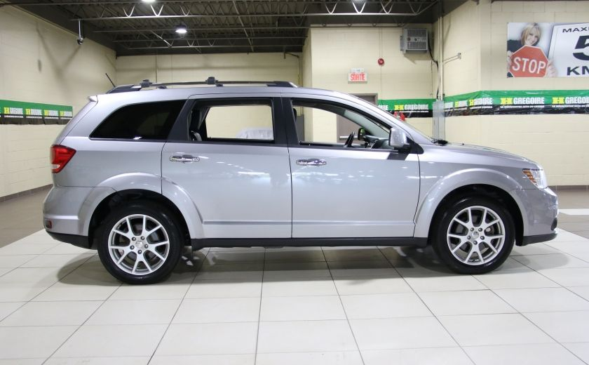 2015 Dodge Journey R/T AWD AUTO A/C CUIR MAGS BLUETOOTH #7