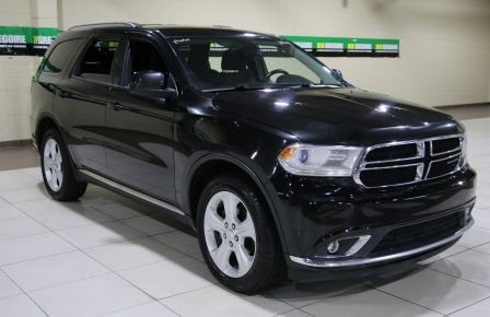 2014 Dodge Durango SXT AWD A/C MAGS 7 PASSAGERS in Carignan