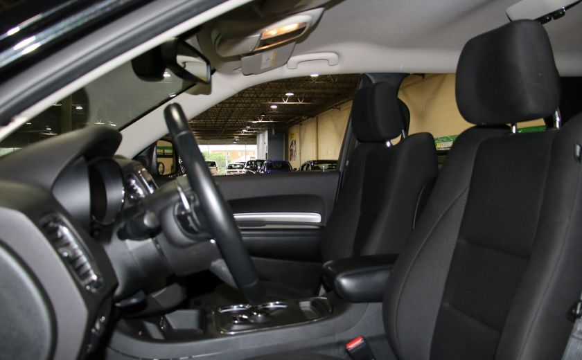 2014 Dodge Durango SXT AWD A/C MAGS 7 PASSAGERS #9