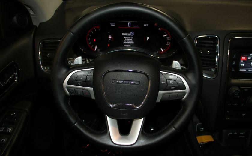 2014 Dodge Durango SXT AWD A/C MAGS 7 PASSAGERS #14