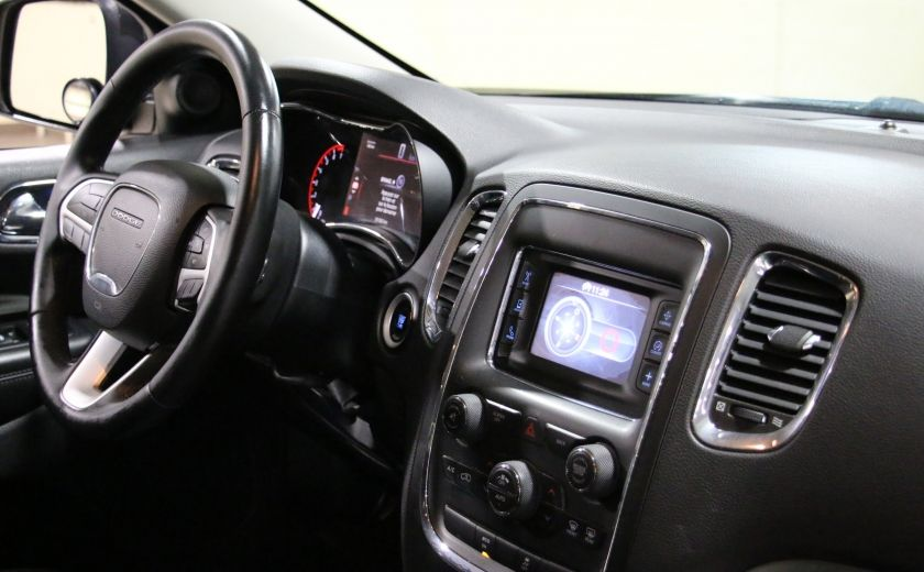 2014 Dodge Durango SXT AWD A/C MAGS 7 PASSAGERS #26