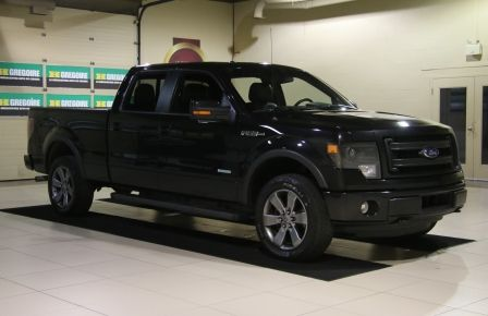 2014 Ford F150 FX4 CUIR TOIT NAV in Longueuil