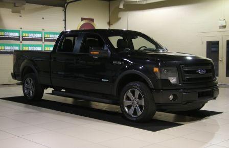 2014 Ford F150 FX4 CUIR TOIT NAV à Abitibi