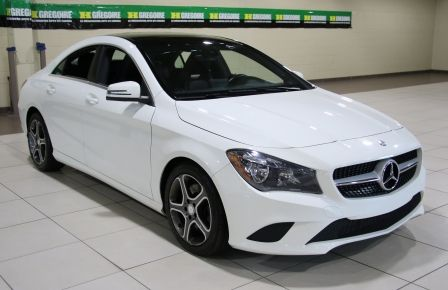 2015 Mercedes Benz CLA250 AWD AUTO A/C CUIR TOIT MAGS in Sherbrooke