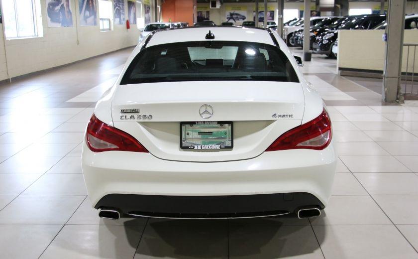 2015 Mercedes Benz CLA250 AWD AUTO A/C CUIR TOIT MAGS #5