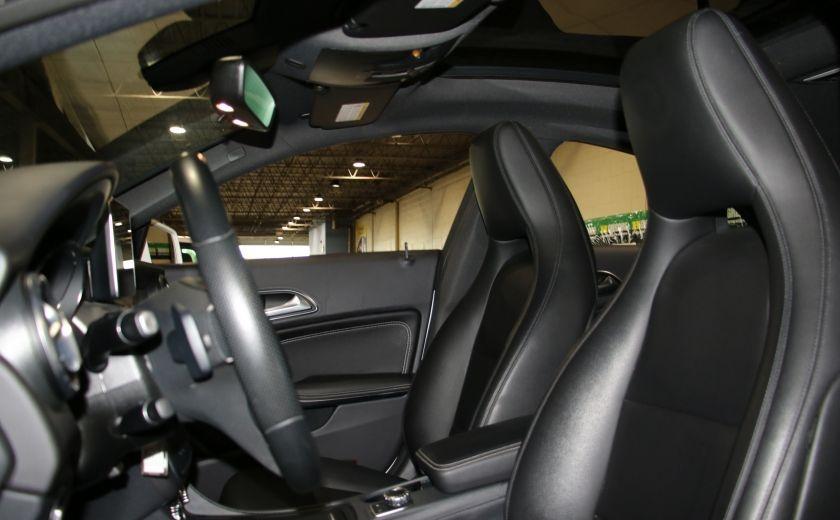 2015 Mercedes Benz CLA250 AWD AUTO A/C CUIR TOIT MAGS #9