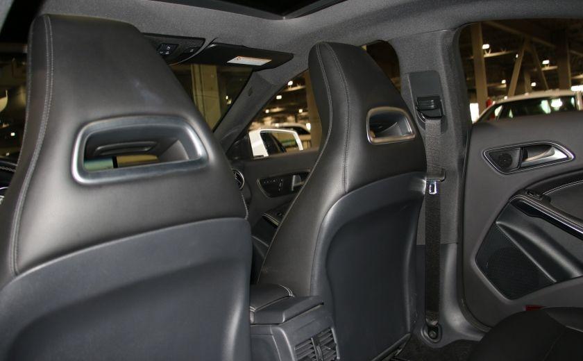 2015 Mercedes Benz CLA250 AWD AUTO A/C CUIR TOIT MAGS #22