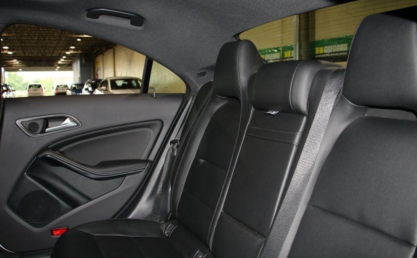 2015 Mercedes Benz CLA250 AWD AUTO A/C CUIR TOIT MAGS #23