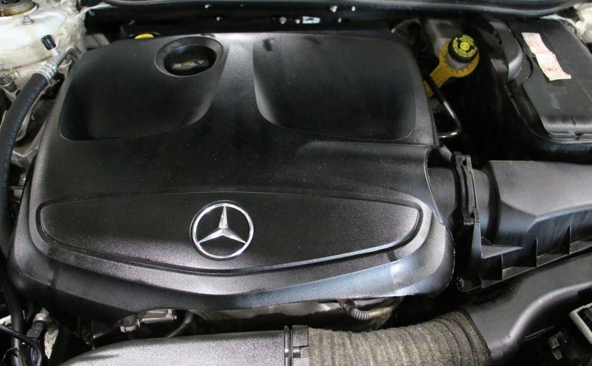 2015 Mercedes Benz CLA250 AWD AUTO A/C CUIR TOIT MAGS #29