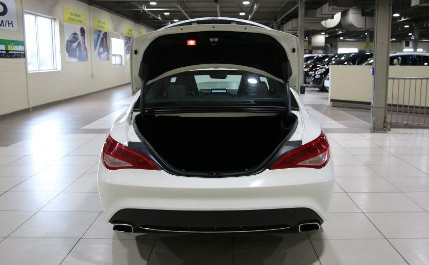 2015 Mercedes Benz CLA250 AWD AUTO A/C CUIR TOIT MAGS #31