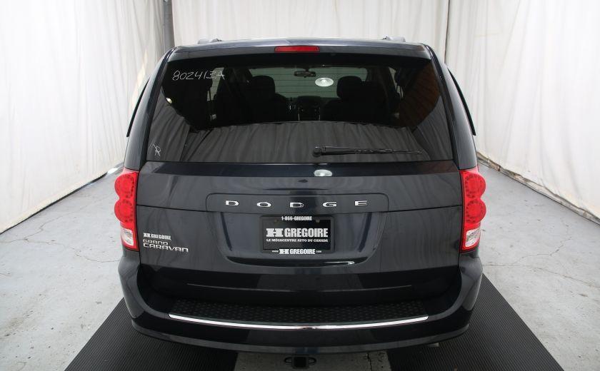 2013 Dodge GR Caravan SXT #4