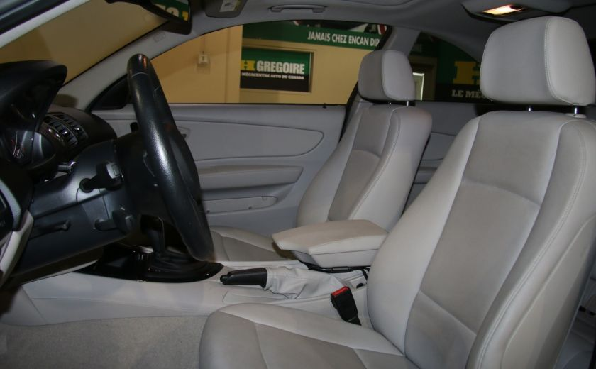 2011 BMW 128I AUTO A/C TOIT MAGS #9
