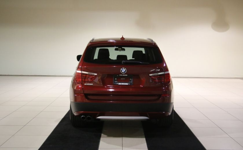 2013 BMW X3 28i AWD AUTO A/C CUIR TOIT MAGS #5