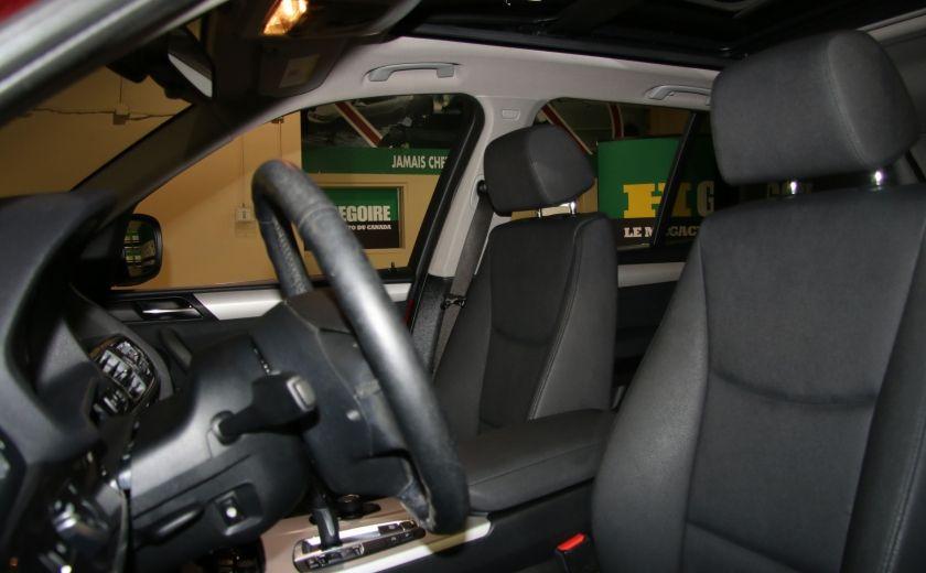 2013 BMW X3 28i AWD AUTO A/C CUIR TOIT MAGS #9