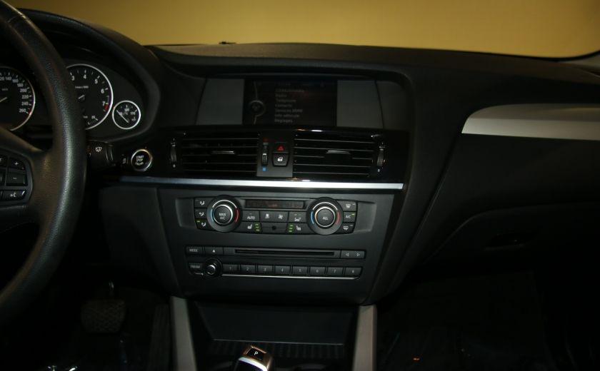 2013 BMW X3 28i AWD AUTO A/C CUIR TOIT MAGS #17