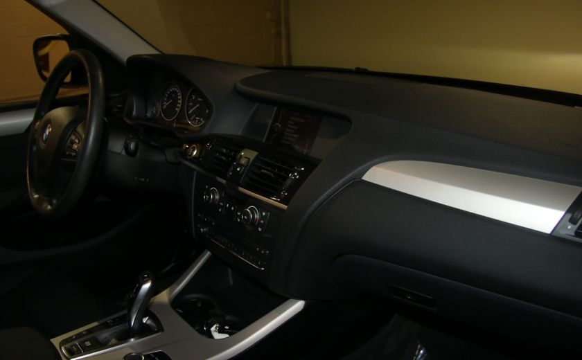 2013 BMW X3 28i AWD AUTO A/C CUIR TOIT MAGS #27