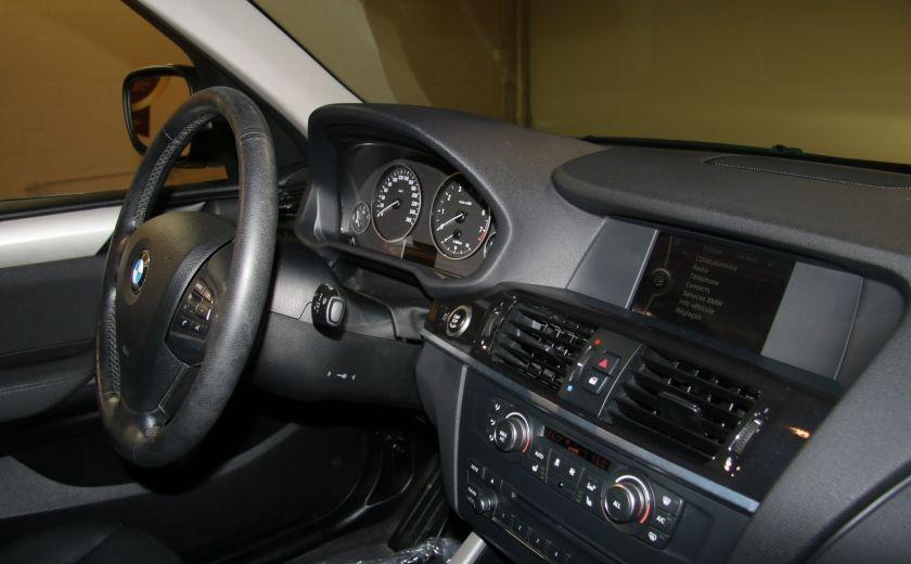 2013 BMW X3 28i AWD AUTO A/C CUIR TOIT MAGS #28