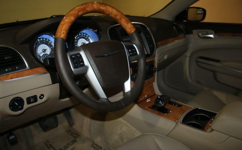 2013 Chrysler 300 C CUIR TOIT PANO NAV MAGS #8