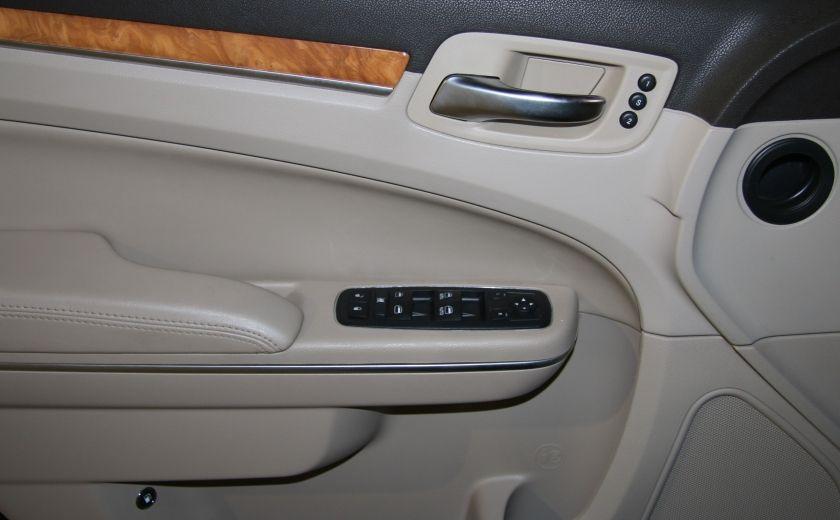 2013 Chrysler 300 C CUIR TOIT PANO NAV MAGS #10