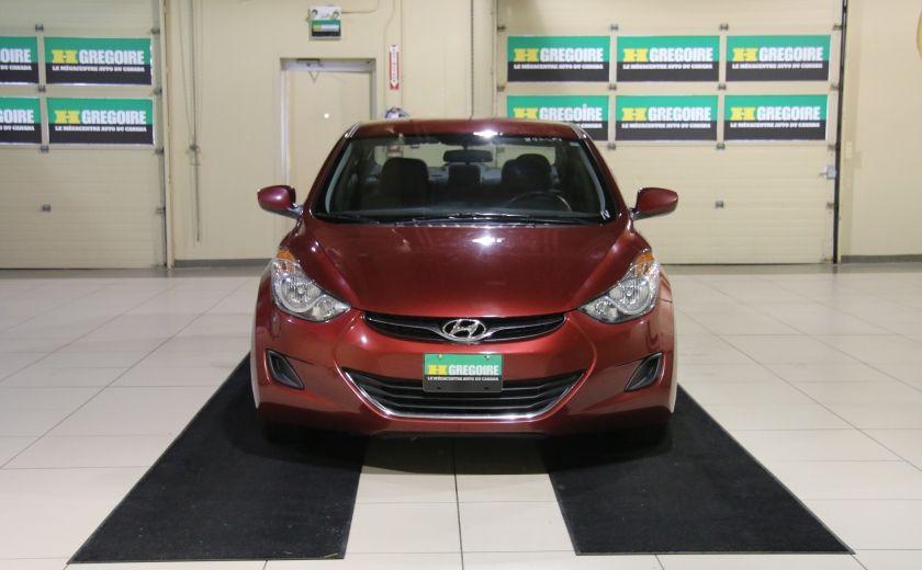 2013 Hyundai Elantra L GR ELECT #1