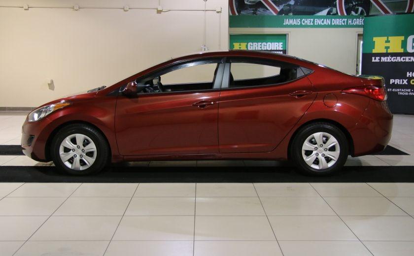 2013 Hyundai Elantra L GR ELECT #3