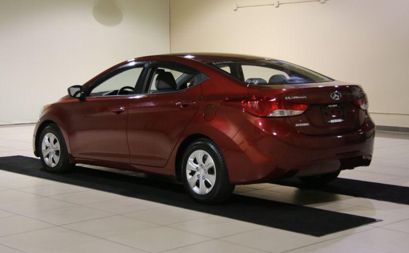 2013 Hyundai Elantra L GR ELECT #4