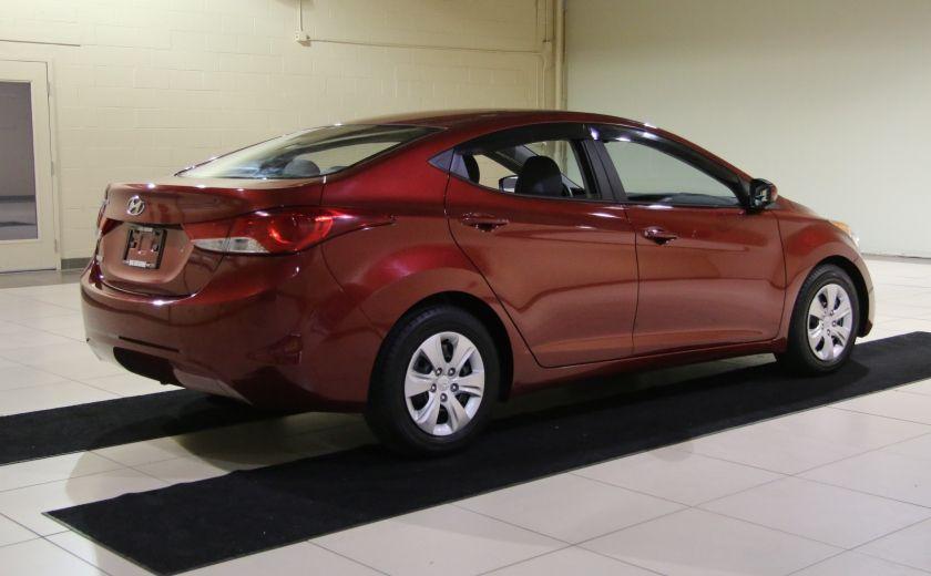 2013 Hyundai Elantra L GR ELECT #6