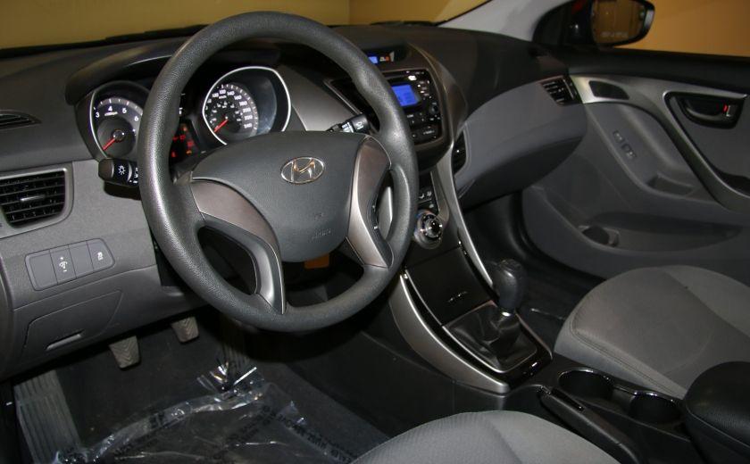 2013 Hyundai Elantra L GR ELECT #8