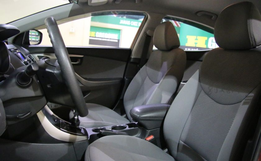 2013 Hyundai Elantra L GR ELECT #9