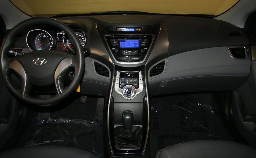 2013 Hyundai Elantra L GR ELECT #11