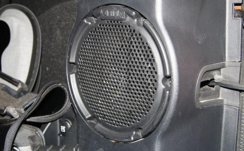 2011 Jeep Wrangler SAHARA 4WD CUIR NAV 2 TOIT #24