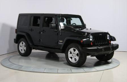 2011 Jeep Wrangler Sahara 2 TOITS à Laval