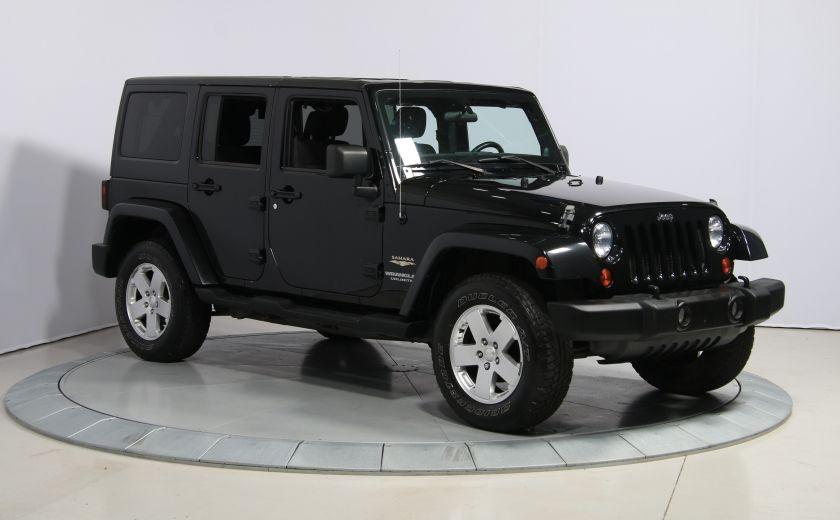 2011 Jeep Wrangler Sahara 2 TOITS #0