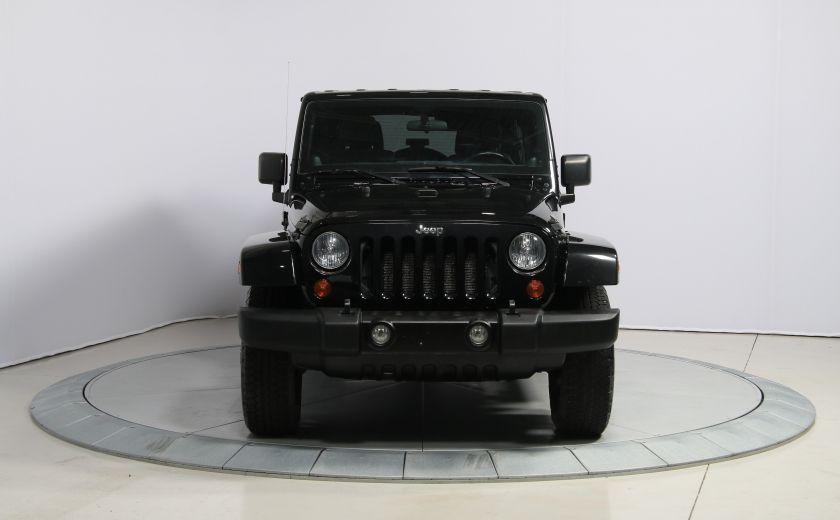 2011 Jeep Wrangler Sahara 2 TOITS #1