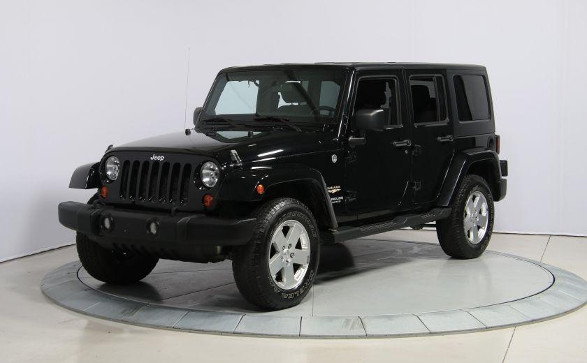 2011 Jeep Wrangler Sahara 2 TOITS #2
