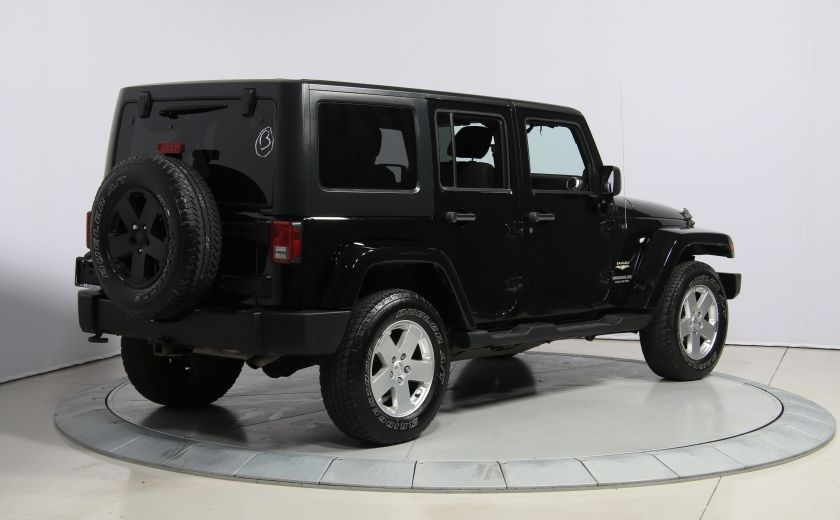 2011 Jeep Wrangler Sahara 2 TOITS #6