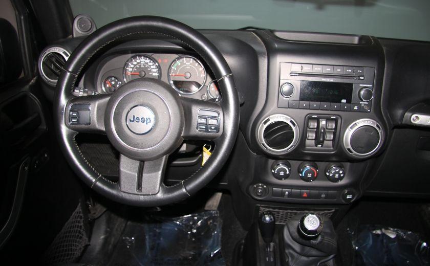 2011 Jeep Wrangler Sahara 2 TOITS #12