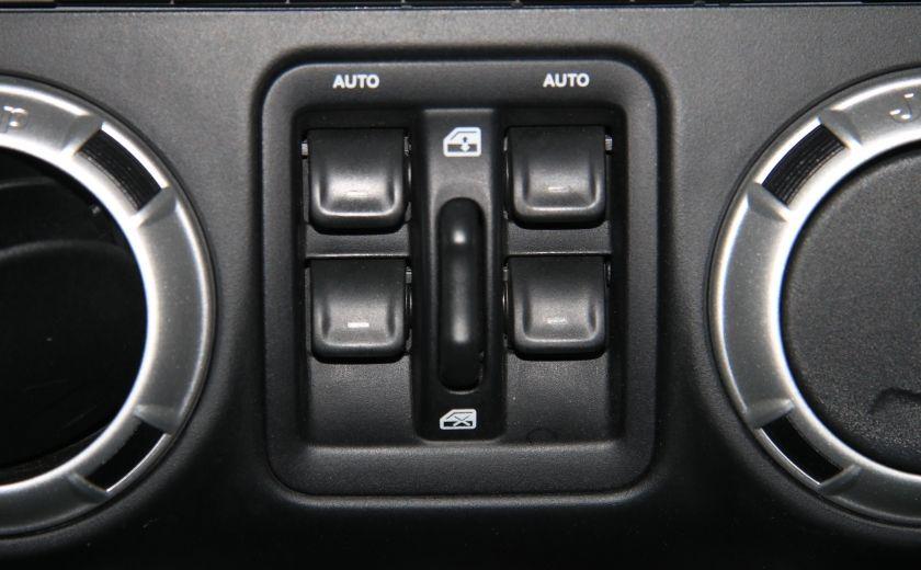2011 Jeep Wrangler Sahara 2 TOITS #15