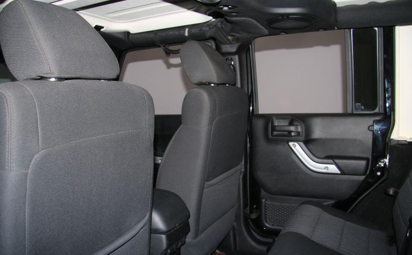 2011 Jeep Wrangler Sahara 2 TOITS #17
