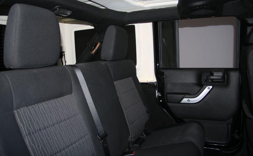 2011 Jeep Wrangler Sahara 2 TOITS #20