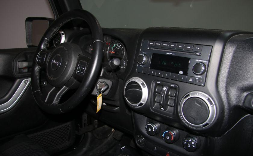 2011 Jeep Wrangler Sahara 2 TOITS #22