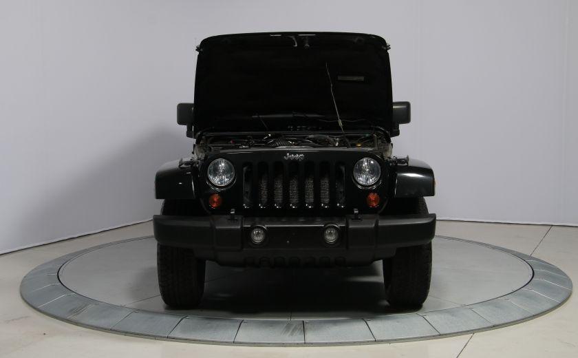 2011 Jeep Wrangler Sahara 2 TOITS #25