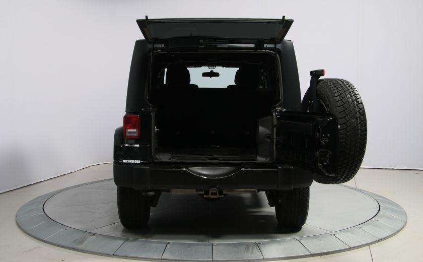 2011 Jeep Wrangler Sahara 2 TOITS #27