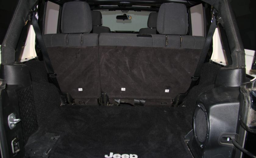 2011 Jeep Wrangler Sahara 2 TOITS #28