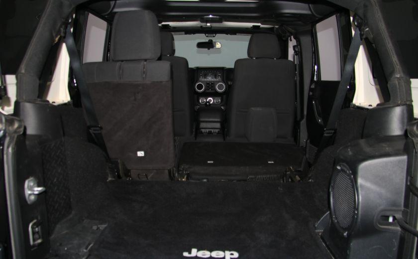 2011 Jeep Wrangler Sahara 2 TOITS #29