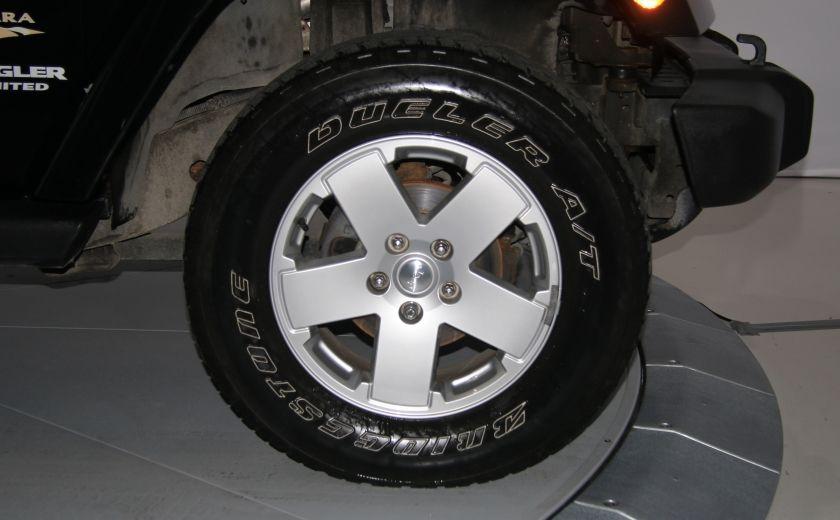 2011 Jeep Wrangler Sahara 2 TOITS #31