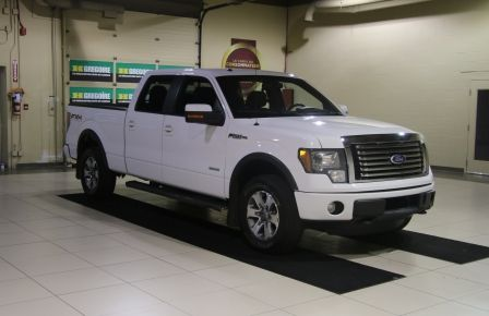 2011 Ford F150 FX4 4WD AUTO A/C MAGS BLUETOOTH in