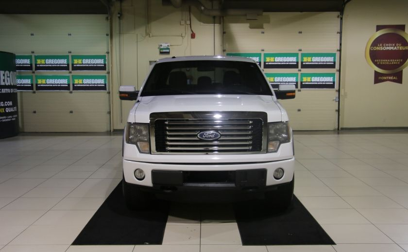 2011 Ford F150 FX4 4WD AUTO A/C MAGS BLUETOOTH #1